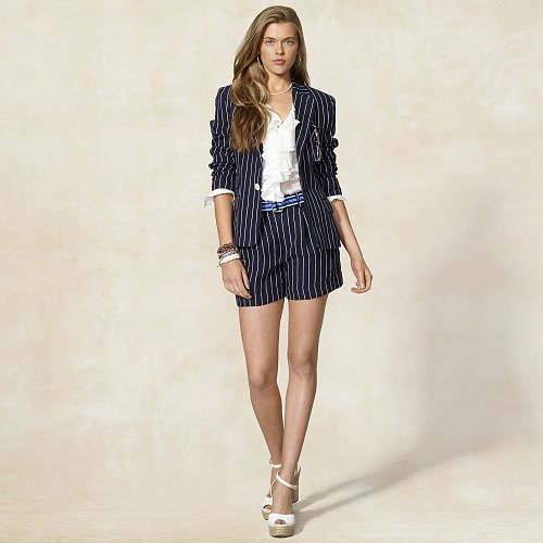Striped Victorian Jacket