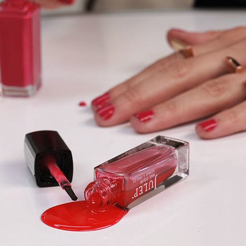 Lacquer Problems: Get Nail Polish Stains Out of Anything!