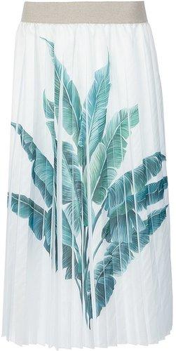 Coast+Weber+Ahaus pleated skirt