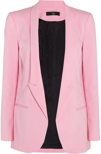Tibi Tailored cotton-blend blazer