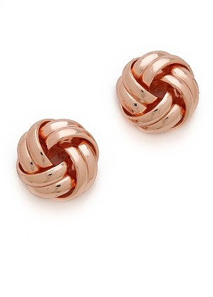 Juliet & company Forget Me Knots Stud Earrings