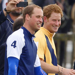 Prince William Plays Polo On Possible Royal Baby Due Date