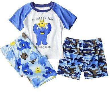 Just One You® by Carter's® Infant Toddler Boys' 3-Piece Pajama Set