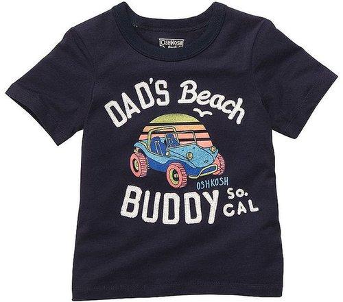 Oshkosh b'gosh dad's beach buddy tee - toddler
