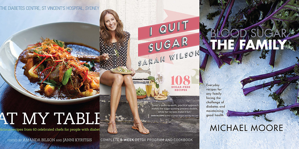 5 Diabetic Friendly Cookbooks