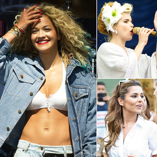 See All of The UK Music Festival Hair and Makeup Looks (So Far!)