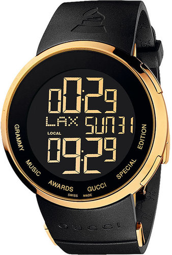 Gucci 'I Gucci - Grammy' Digital Watch