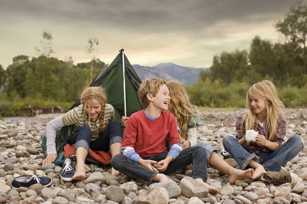 Five Tips For Camping With Children