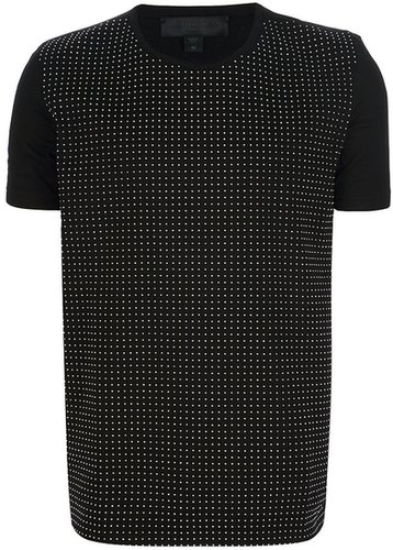 Burberry Prorsum studded t-shirt