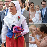 Princess Victoria Has a Birthday Fit For a Future Queen