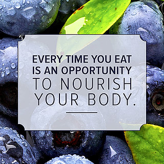 Food as Nourishment Quote