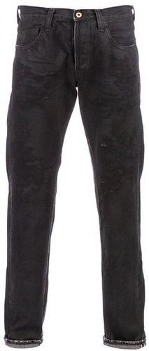 Prps Noir regular cut distressed jean