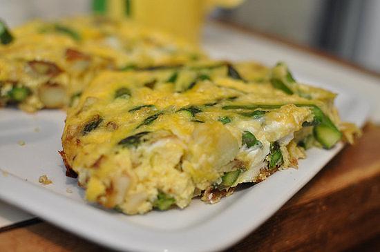 Eggs: Veggie Frittata