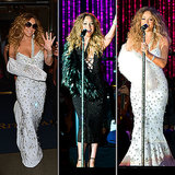 Cast Off: Which Sling Is Mariah's Most Glam?