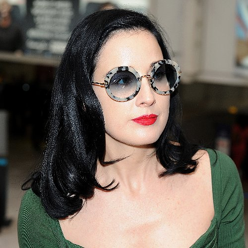 Best Celebrity Airport Hair Looks