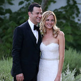 Jimmy Kimmel Wedding Pictures and Celebrity Guests