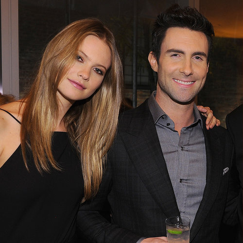Adam Levine and Behati Prinsloo Engaged