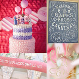 "POPSUGAR Moms' ""Birthday Parties"""