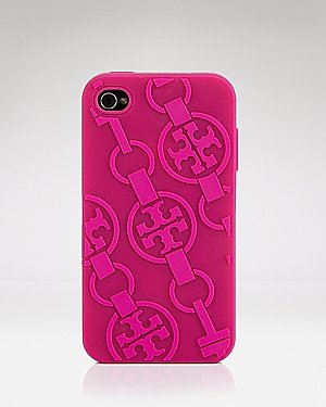 Tory Burch iPhone 4 Case - T-Belts Silicone