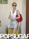 Gwyneth Paltrow Mixes Bikini Time With Family Bonding in Spain