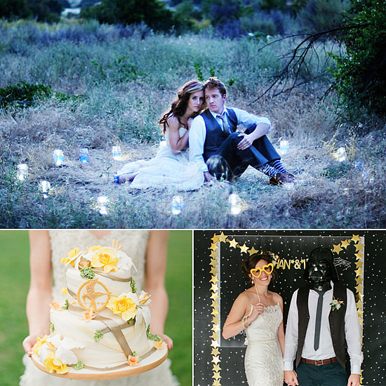 Big-Screen Inspiration For Your Big Day