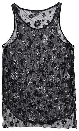 Theyskens' Theory Cider Freed sequin top