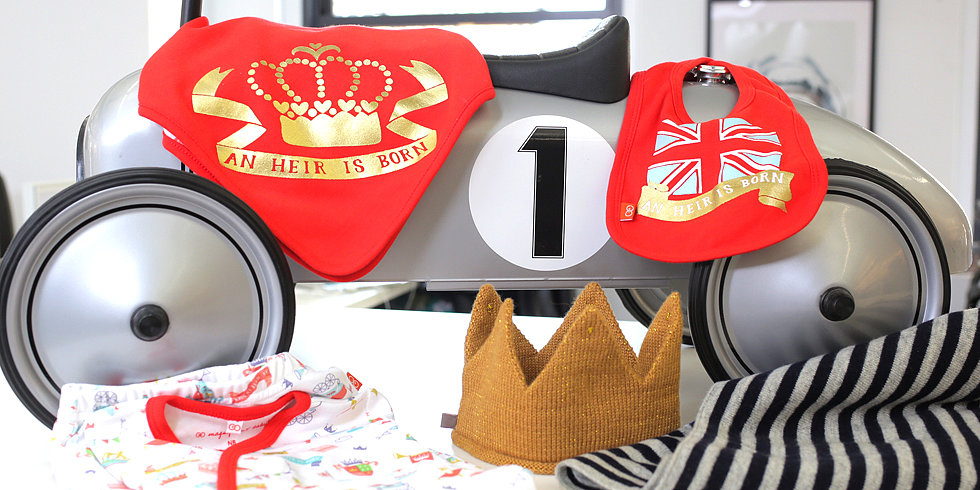 Gifts Fit For the Future King of England or Your Own Prince or Princess