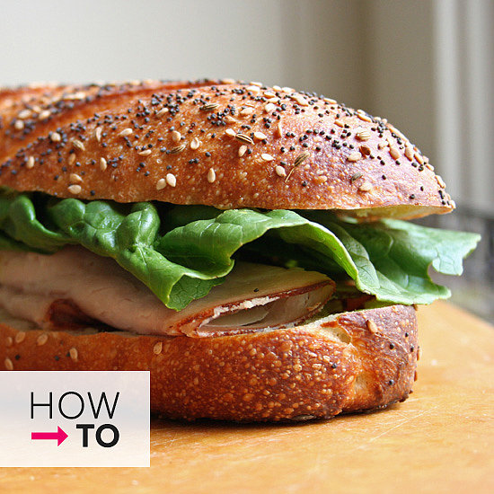Assemble the Perfect To-Go Sandwich For the Road