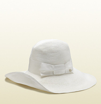 White Havana Hat