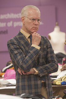 Tim Gunn Project Runway Season 12 Interview
