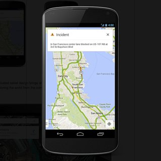 Google Maps For iPad