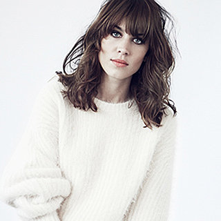 Alexa Chung Models For MyTheresa.Com - Watch The Video Here