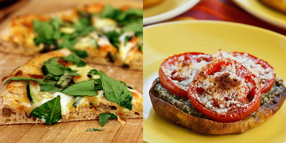 Satisfy Your Pizza Craving With These Scrumptious Substitutes