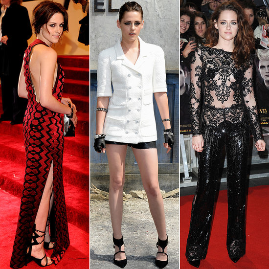 Love at First Bite: Kristen Stewart's Red Carpet Evolution