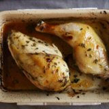 Lavender Chicken Recipe