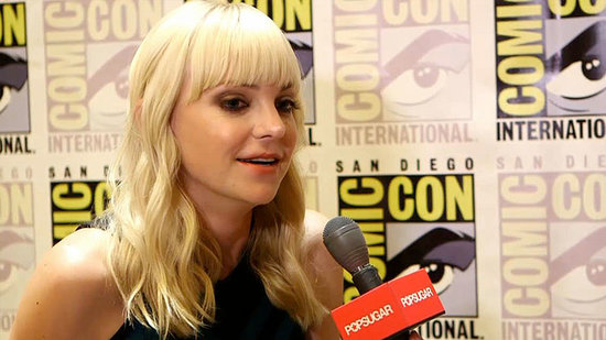 "Anna Faris on Chris Pratt's Buff Bod: ""He's Super Sexy. . . But He's Also Hungry"""
