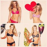 Jennifer Hawkins shared outtakes from her new Lovable campaign. Source: Instagram user jenhawkins_