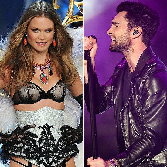 We won't lie — we were both happy and sad (and jealous!) when Adam Levine proposed to Behati Prinsloo.
