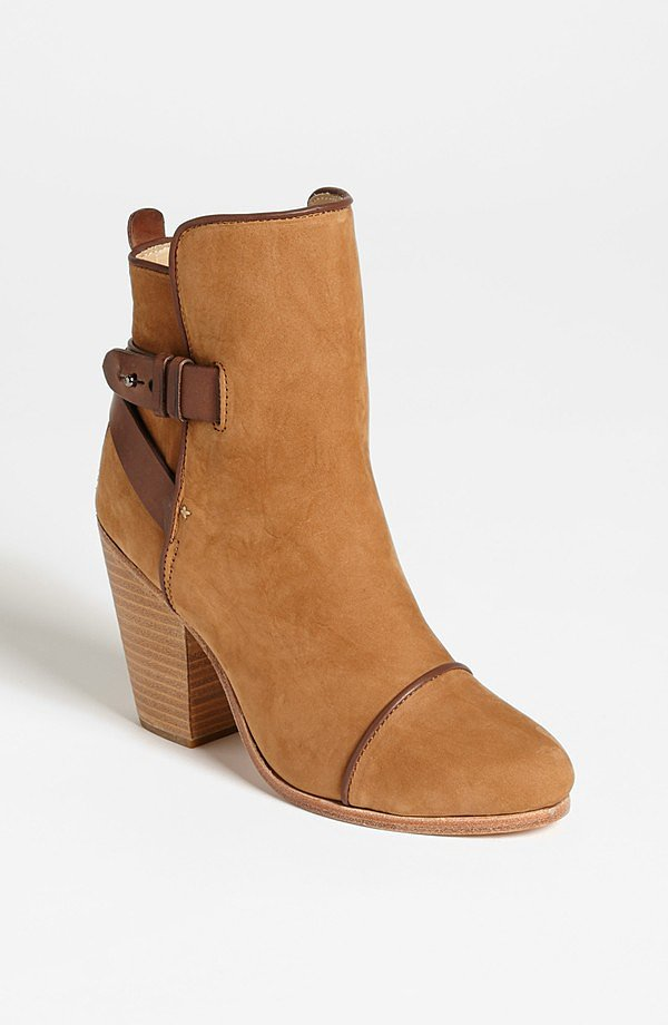 It's not every day that classic Rag & Bone booties ($370, originally $595) go on sale!