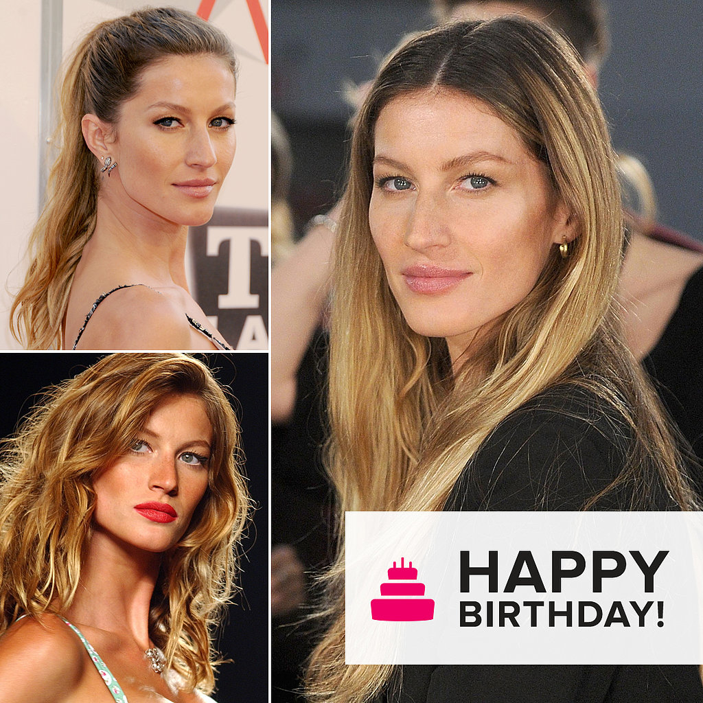 Happy Birthday, Gisele! See 12 of the Brazilian Beauty's Best Looks