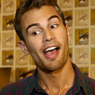 Theo James Interview at Comic-Con 2013 | Video