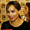 Zoe Kravitz Divergent Interview at Comic-Con 2013 | Video