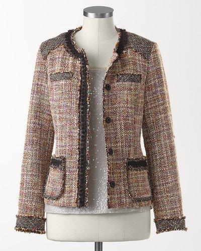 Vendome tweed jacket