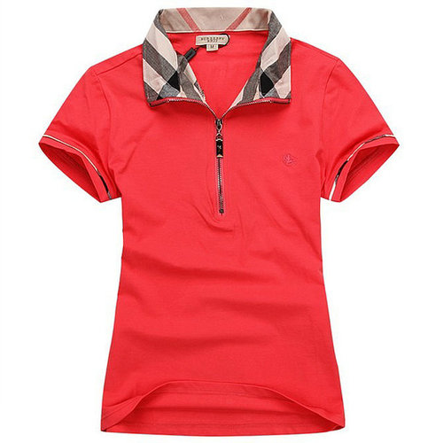 Femme Polo Tee News Stations Receive The Tweets Without Delay