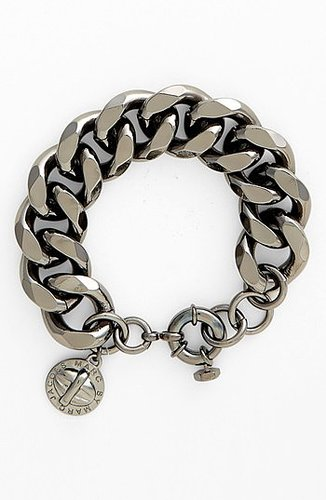 MARC by Marc Jacobs Large Link Bracelet (Nordstrom Exclusive) Hematite