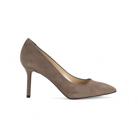 A new baby surely cares for a new pair of shoes! This taupe suede Aquatalia pump ($398) is classic but feels subtly unique.