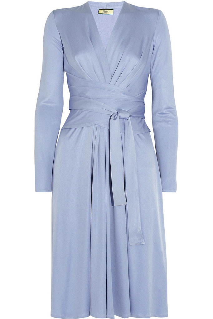 Kate's sapphire-blue Issa dress captivated the world when she posed for engagement pics with William. We'd love it if she stepped out postbaby in the same style ($595).