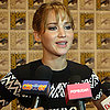 Jennifer Lawrence Interview For Catching Fire at Comic-Con