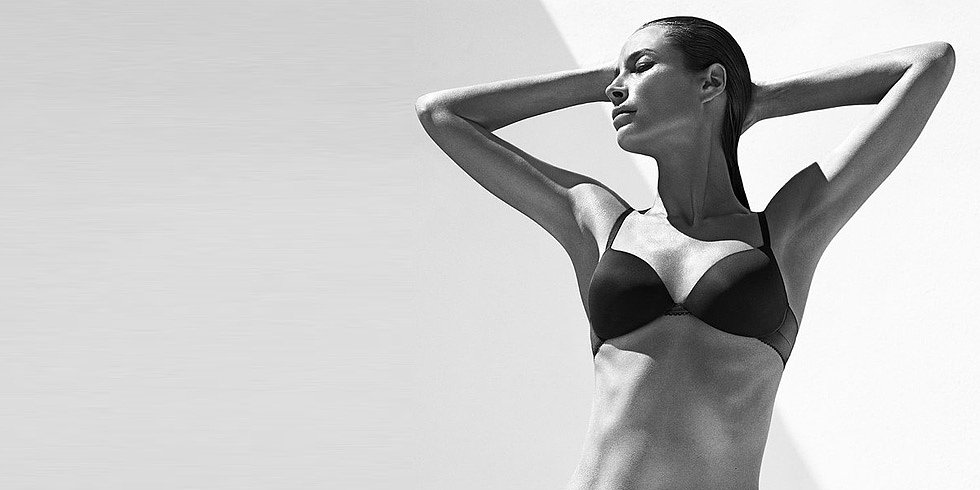 Christy Turlington Strips Down (Again) For Calvin Klein