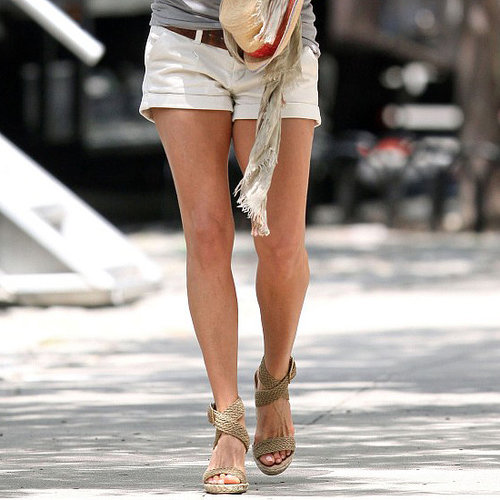 Jennifer Aniston's Favorite Wedges